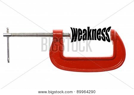 Compress Weakness