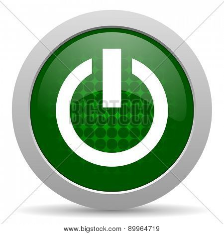 power icon on off sign