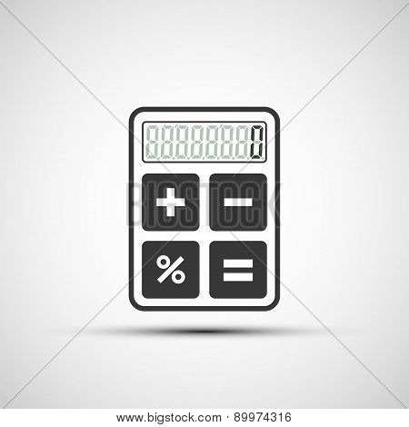 Vector Icons Calculator