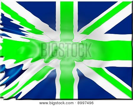 Union Jack Digital Art