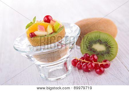 fruit salad creative