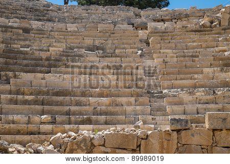 Patara Archaelogical Site - Amphitheatre