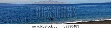 Fishing In The Island