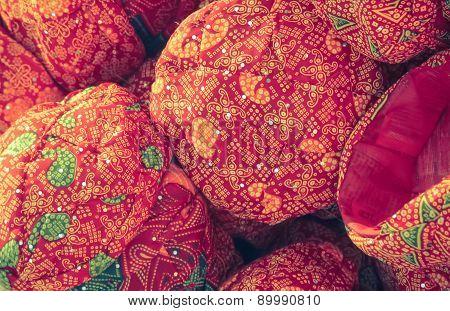 Rajasthan Turbans, Retro Style