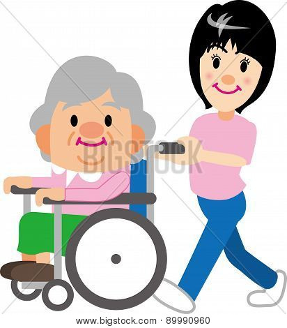 Elderly and caregivers