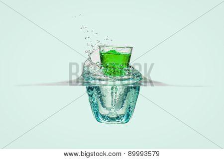 Mint Liquor
