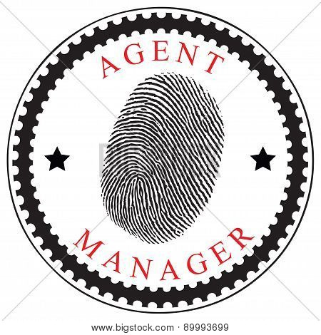 Identifying An Agent Or Manager