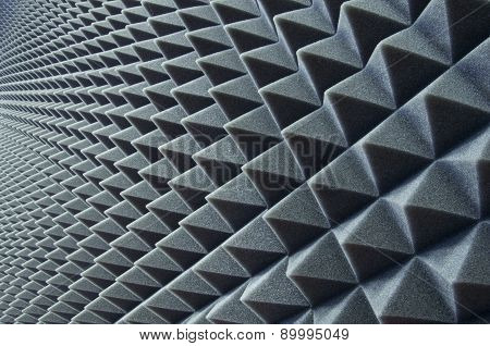 Soundproofing background