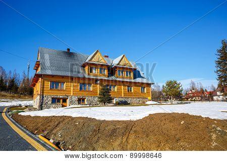 Wooden House, Zakopane