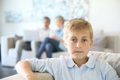 picture of pre-teen boy  - 12 - JPG