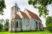image of church  - Saint Martin - JPG