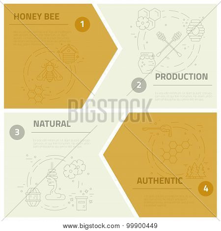 Honey Concept Set