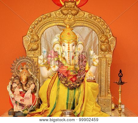Ganesha The Lord Of Success
