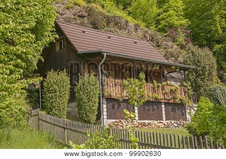 Architecture Of Czech Mountains