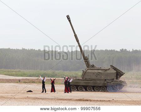 Tank Ballet - A Spectacular Show