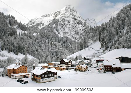 Alpine Village, Austria