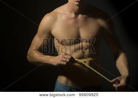 Guy With Tape Measure