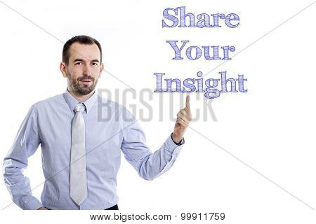 Share Your Insight