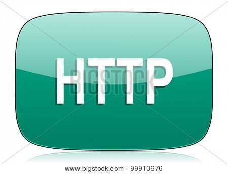 http green icon