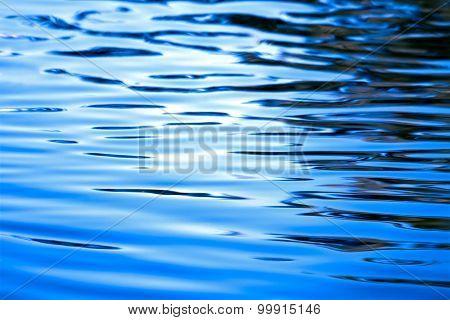 Waving Water Background