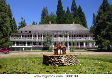 Historic Wawona Hotel, Yosemite National Park