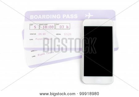 Buying Boarding Pass
