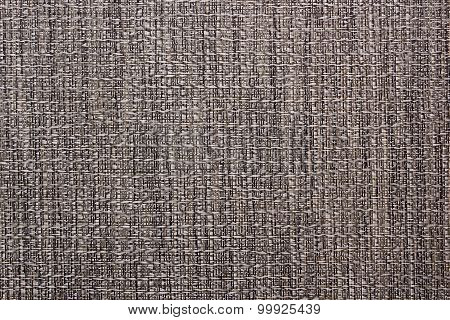 Grey Synthetic Fabric