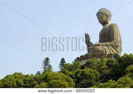 Buddha Statue, Lantau, Hong Kong