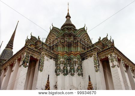 Temple Wat Pho in Bangkok - Thailand
