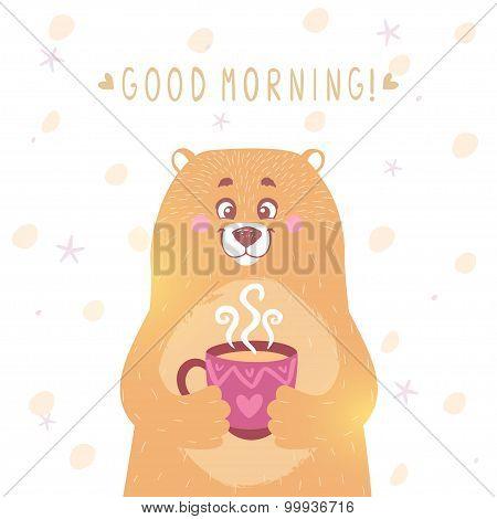 bear tea