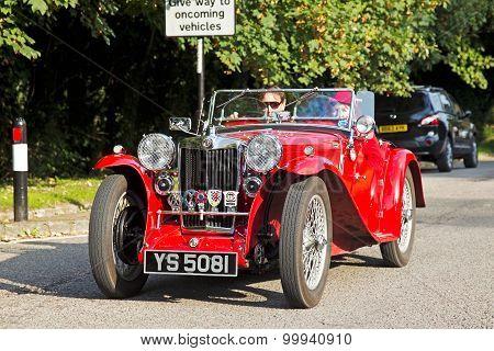 Vintage MG