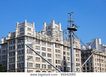 Tower Building, Liverpool.