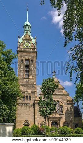 Evangelische Lutherkirche Church, Bonn, Germany