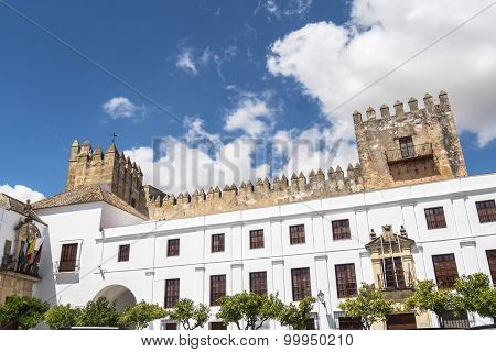Ducal Castle Of Arcos De La Frontera