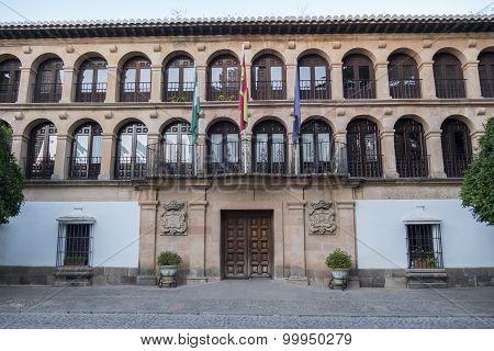 Ronda City Hall, Malaga, Spain