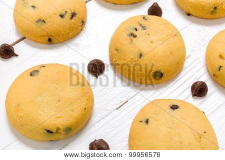 Snack Background / Snack / Snack On Wooden Background