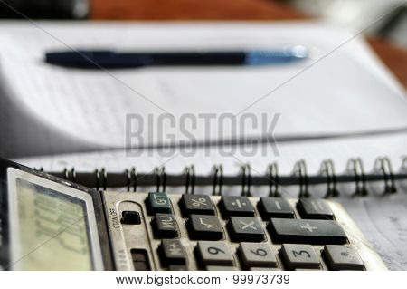 Calculator And Accounting