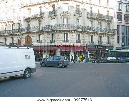 Restaurant Saint d'Amour