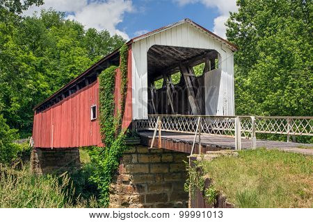 Historic Hills Covered Bridge