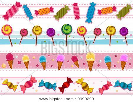 Candies Borders