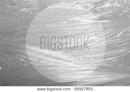 Wrapping Plastic Background